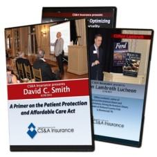 CS&A Insurance Speaker Series DVDs